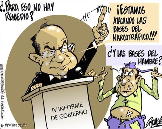 IV INFORME DE GOBIERNO