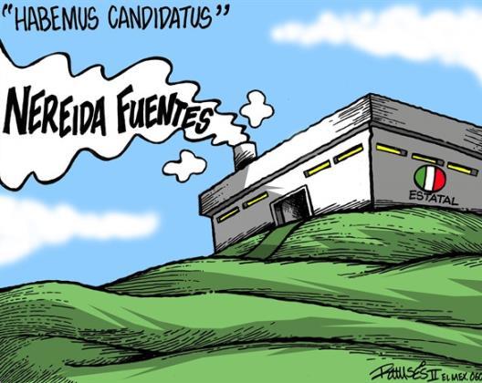 Habemus candidatus...