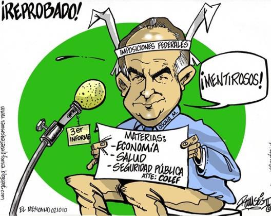 III INFORME DE GOBIERNO DE BC...