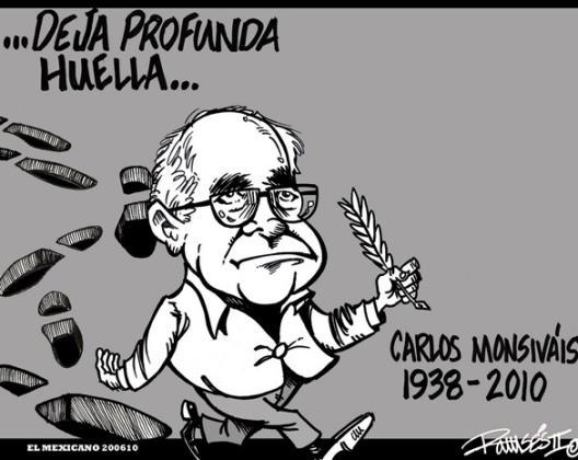 Carlos monsivais nos deja