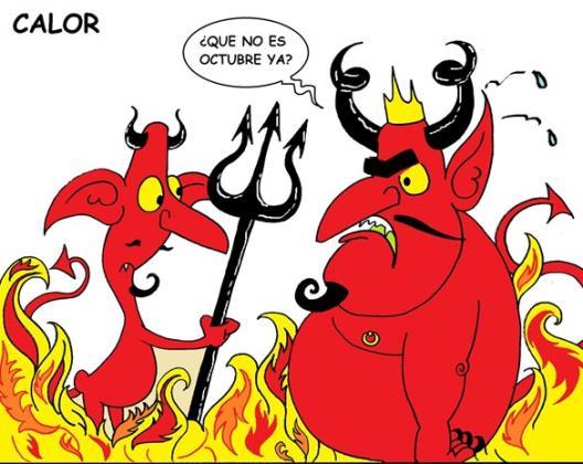 Casi en el infierno