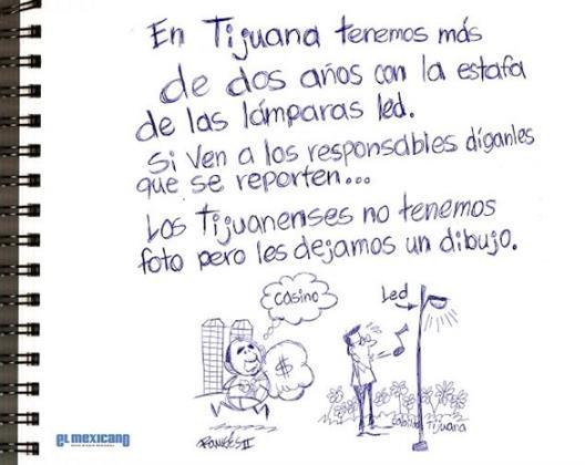 Pérdida en Tijuana...