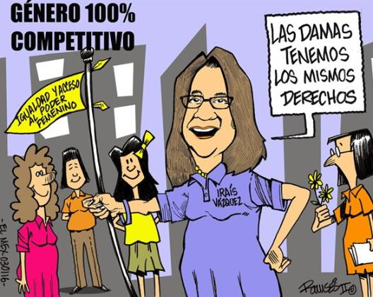 Género competitivo