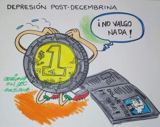 Depresión post-decembrina