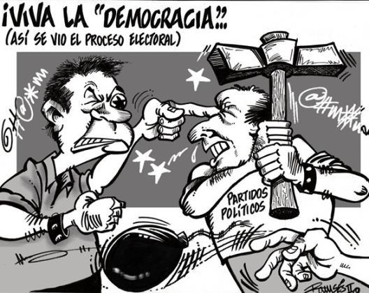 Viva la democracia