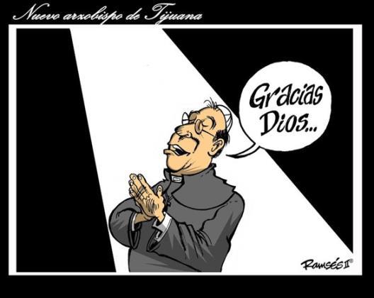 Nuevo Arzobispo de Tijuana