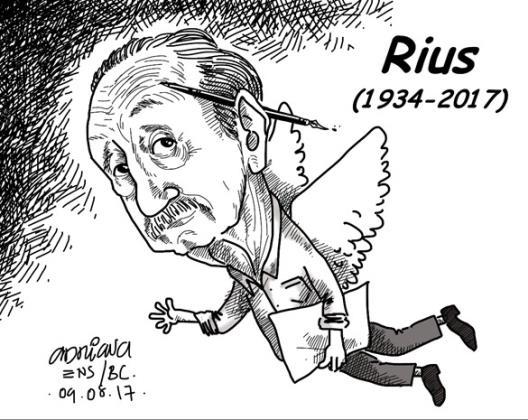 Adiós al Maestro de la Caricatura