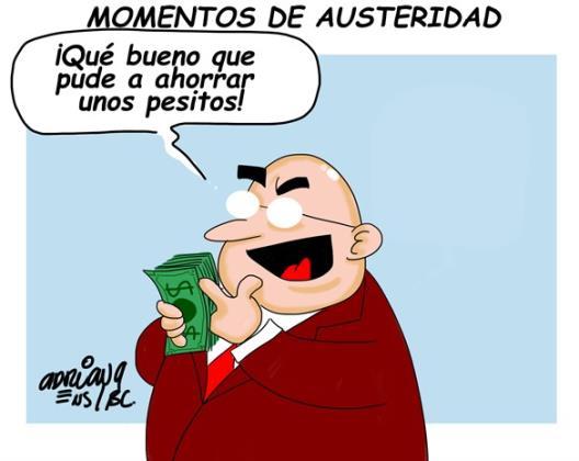 Momentos de Austeridad