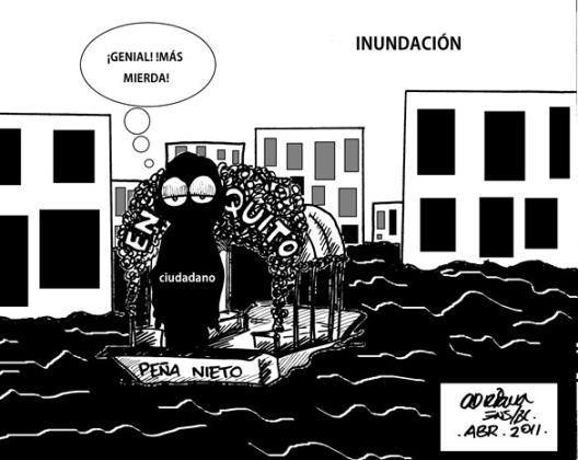 Inundación...