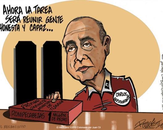 Carlos bustamante