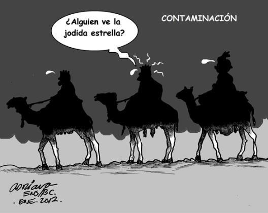 Contaminación...