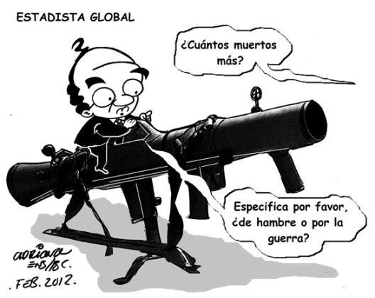 Estadista global...