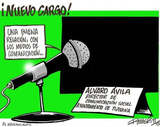 CAMBIOS EN EL AYUNTAMIENTO DE TIJUANA...