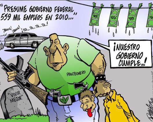 GENERACION DE EMPLEOS...
