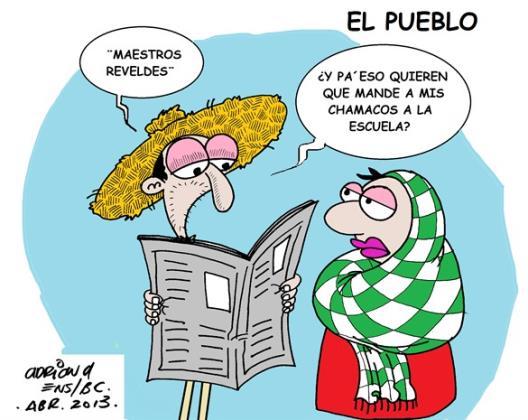 El Pueblo...