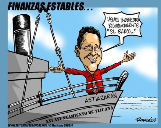 Finanzas estables...