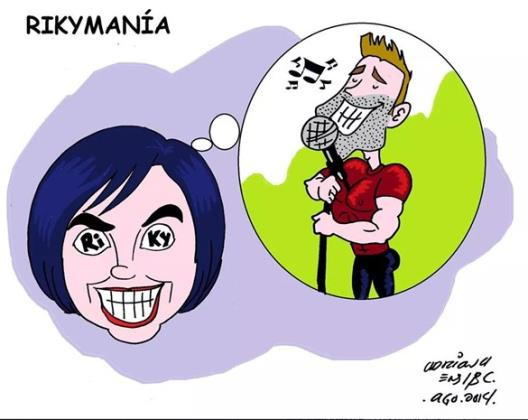 Rickymanía...
