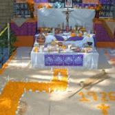 Concurso De Altar De Muertos en el ITT