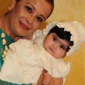 Bautizo Para Giulianna Flores Gonzalez