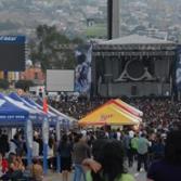 Alejandra Guzmán en Tijuana