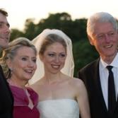 Boda de Chelseas Clinton