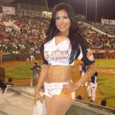 Edecanes en el Beisbol Fest