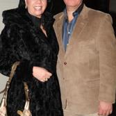 Cena de gala Amigos del Trompo con Chris Syler