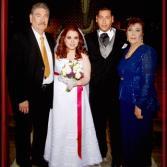Boda de Alejandro Reyes y Marianna