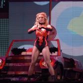 Britney Spears en el DF