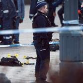 Ataque con granadas en Bélgica
