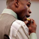Floyd Mayweather a la cárcel