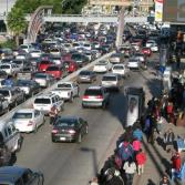 Largas filas para cruce a San Ysidro