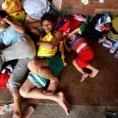 Tormentas en Filipinas