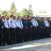 Conmemorando al policía