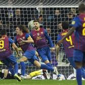 Barcelona vs Real Madrid en Copa del Rey
