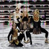 El show de Madonna en el SB 46