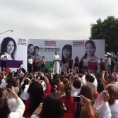 Visita de Enrique Peña Nieto