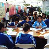 El Mexicanito en la Feria del Libro