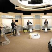Se lleva a cabo segundo debate de candidatos a la Presidencia