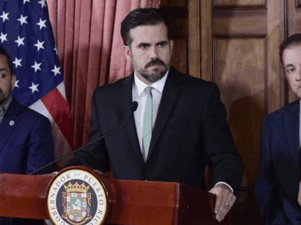Gobernador de Puerto Rico, Ricardo Rosselló, anuncia su renuncia