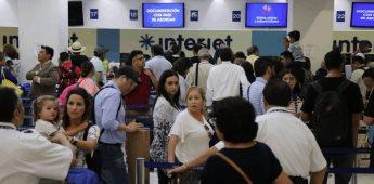Cancelaciones de vuelos, por reestructuras: Interjet