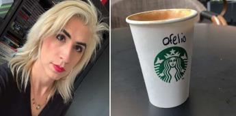 Ophelia Pastrana es víctima de discriminación en cafetería.