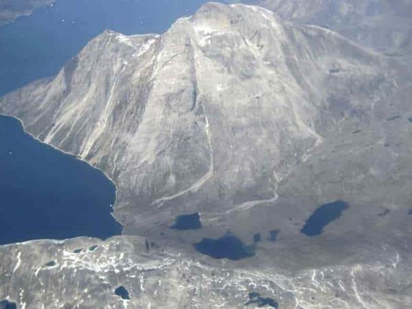 Groenlandia sufre su peor deshielo en años
