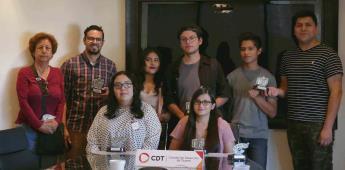 Premian a ganadores de concurso La cultura vial en Tijuana