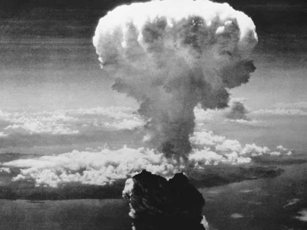 Se cumplen 74 años del ataque nuclear a Nagasaki
