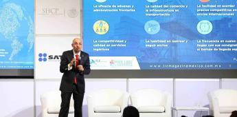 Registra México superávit comercial superior a los 2500 mdd