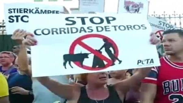 Las corridas de toros vuelven a Palma de Mallorca