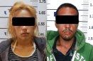 En prisión un hombre y una mujer por robo con violencia