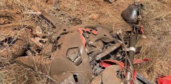 Fallece motociclista en la carretera transpeninsular