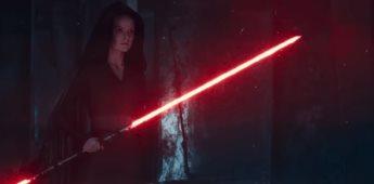El lado oscuro tienta a Rey en Star Wars: The Rise of Skywalker